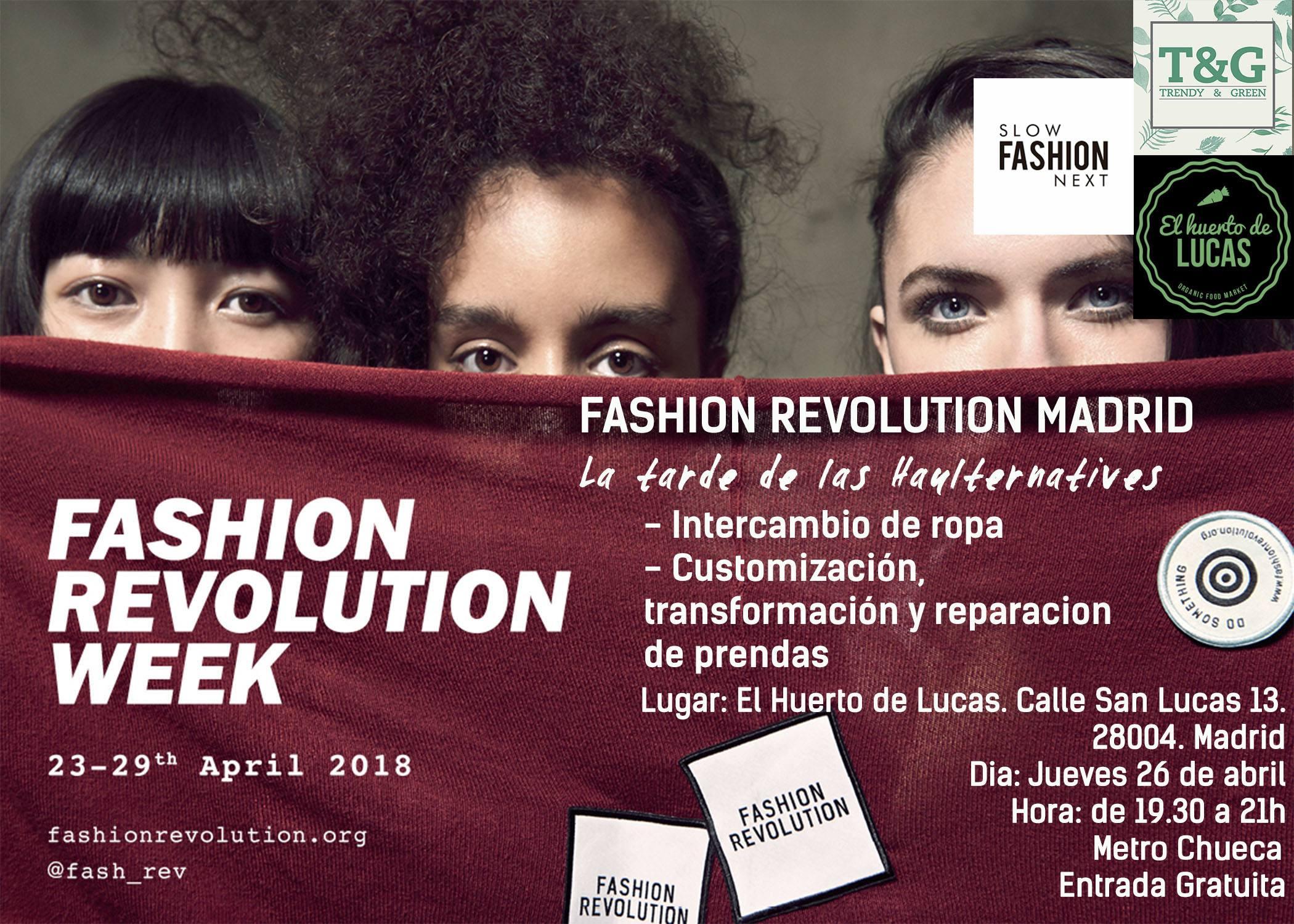 Trendy & Green Cartel Fashion Revolution