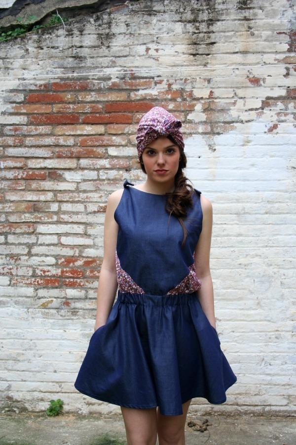 Vestido colección «Candela»